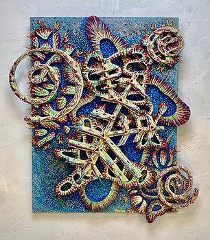 Nancy McHone Spiral Bones 1