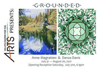Anne and Danza August 2021 Postcard 4x6 Green.jpg