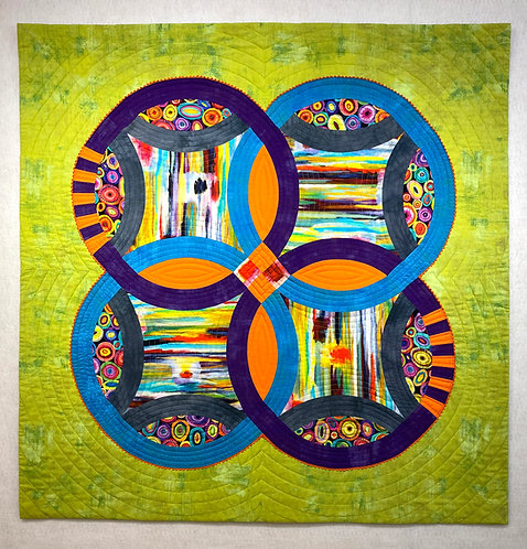 Holly Brackmann Interlocking Circles