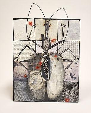 Gail Rushmore Broken Beetle