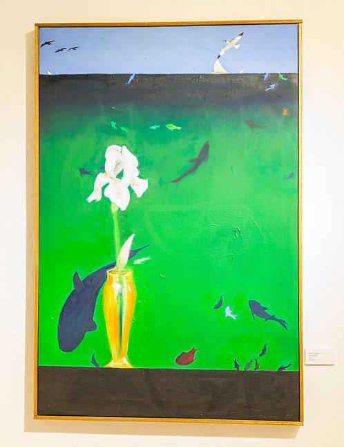 Peter Onstad,  Iris & Fish