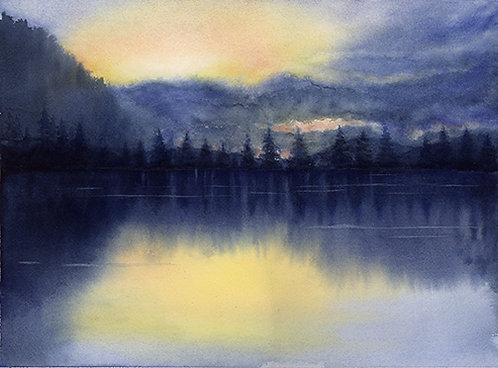 Ann Maglinte,  Middle Deadfall Lake