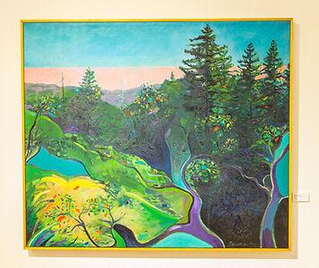 Peter Onstad,  Pine Mountain #5