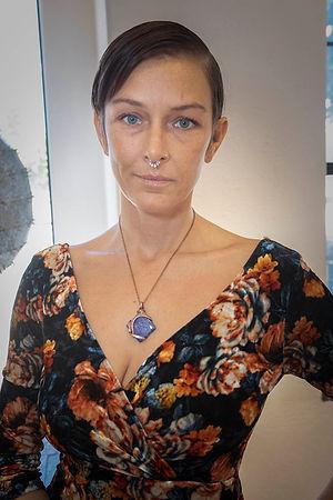 Jessica Clark Electra Lapis lazuli, and pure copper