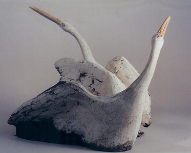 Daphne Gillen,  Cranes