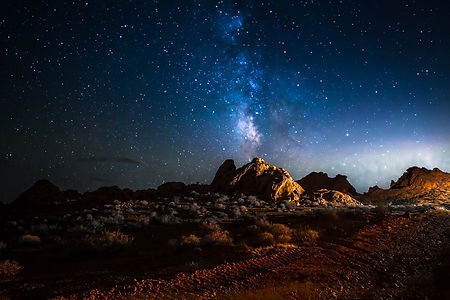 Volkhard Sturzbecher, Valley of Fire, Nevada