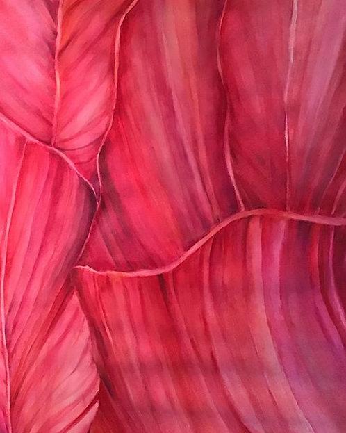 Margaret Pirrouette,  Red –