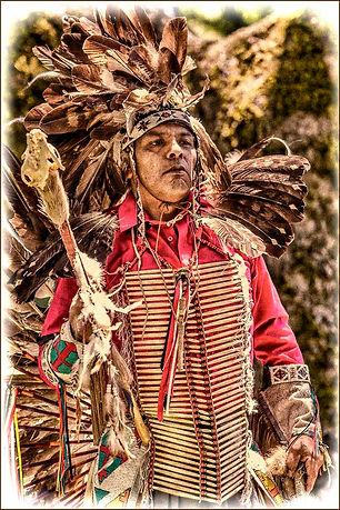 Steve Eberhard,  Sterling Wright Pomo Tribe