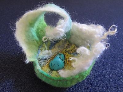 Ursula Partch, Wave Nest