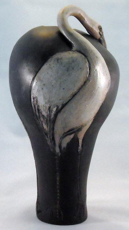 Daphne Gillen,  Bird Vase