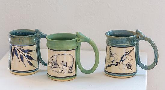Bonnie Belt, Mugs