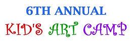 6th annual art camp.jpg