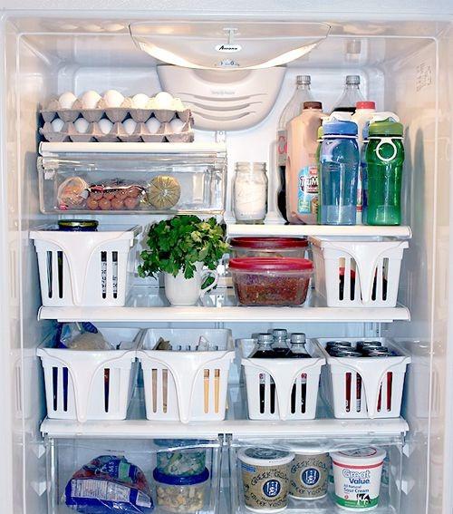kitchen refridgerator