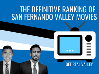 THE DEFINITIVE RANKING OF SAN FERNANDO VALLEY MOVIES