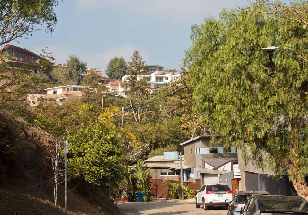 Cahuenga Pass San Fernando Valley