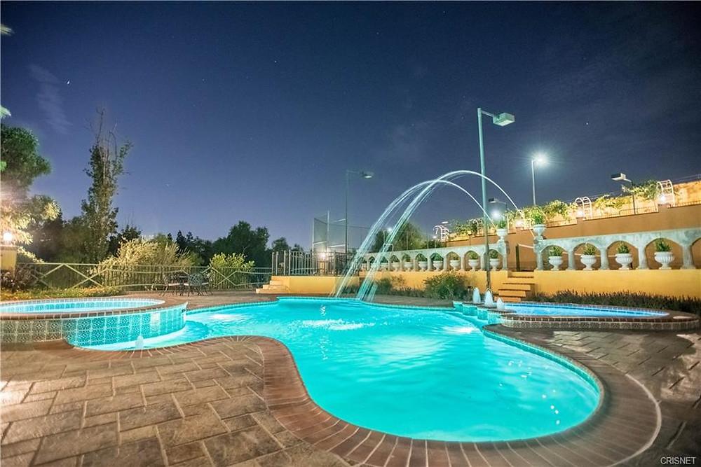 granada hills lit pool homes for sale luxury