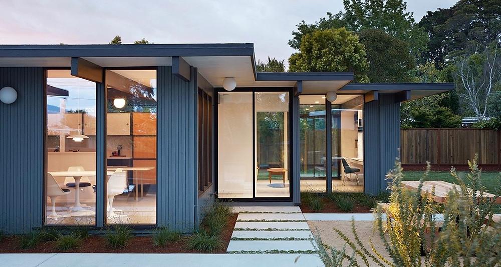 Granada Hills Eichler Home