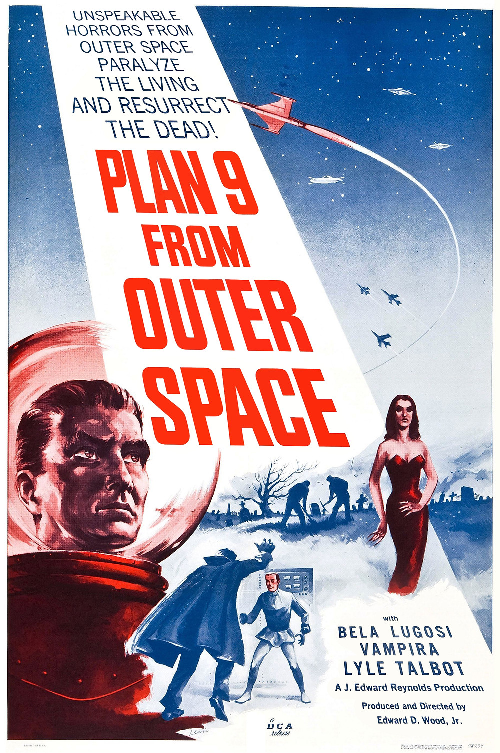 Plan 9 from outerspace northridge realtor
