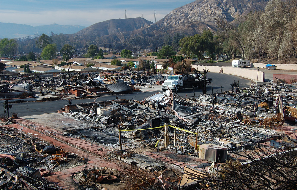 sylmar sayre fire affects real estate prices homes for sale