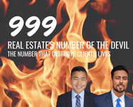 999 - REAL ESTATE'S NUMBER OF THE DEVIL