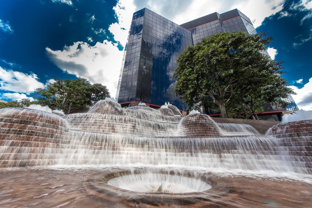 Warner Center in Woodland Hills