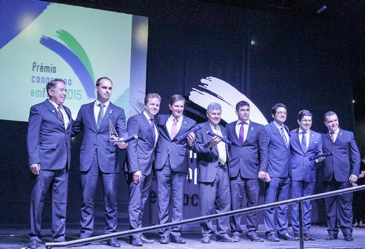 AACE participa do Prêmio Congresso em Foco 2015