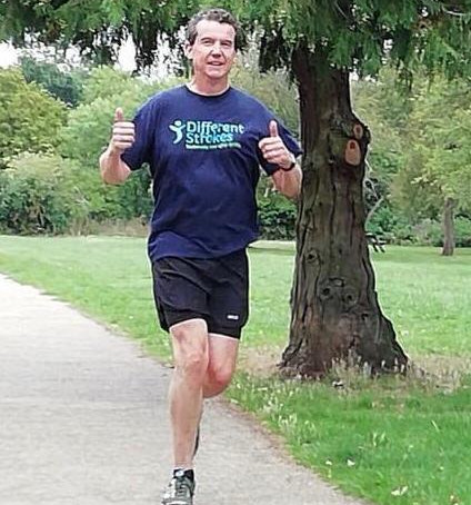 David's Experience: Running with post-stroke Fatigue