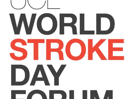 World Stroke Day Forum 2020