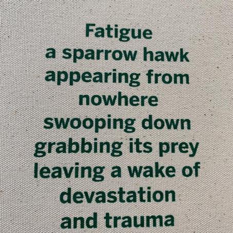 Printing Fatigue Quotes