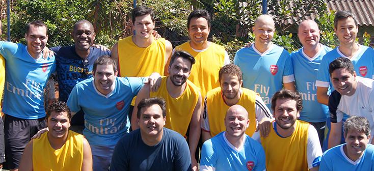 Final do Campeonato de Futebol da AACE e churrasco de confraternização reúnem associados, servidores