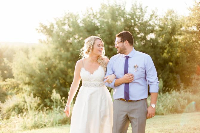 Hadley & Daniel | California Meets Indiana | Evansville Wedding Planner