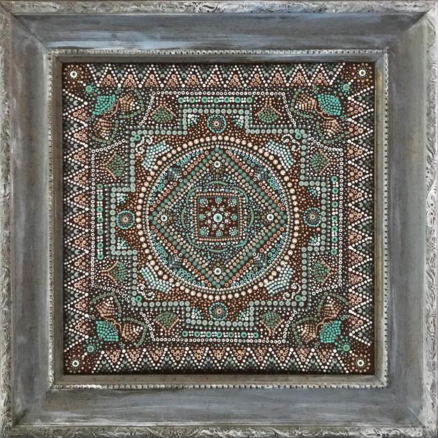 PersianCarpet 001 - Sold