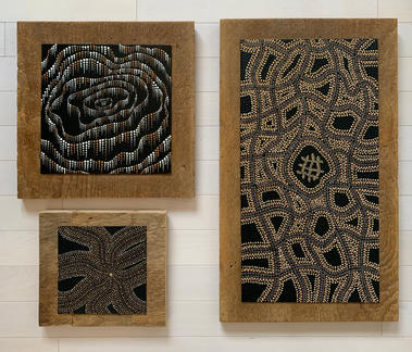 Wooden Series - Sold