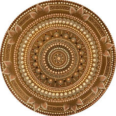 Giant Mandala - Sold