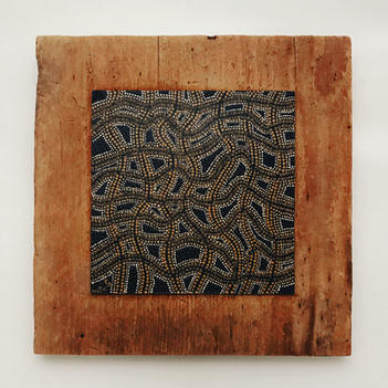 Wooden Cells - Sold