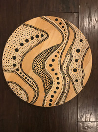 Dotpainted Plate