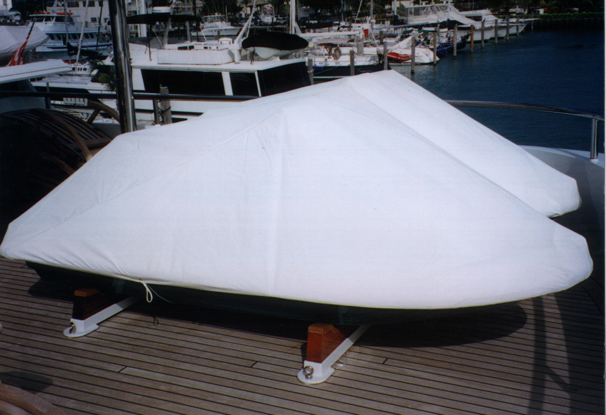 Canvas for Power Boats