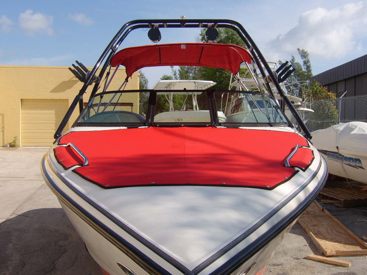 Power Boat Canvas