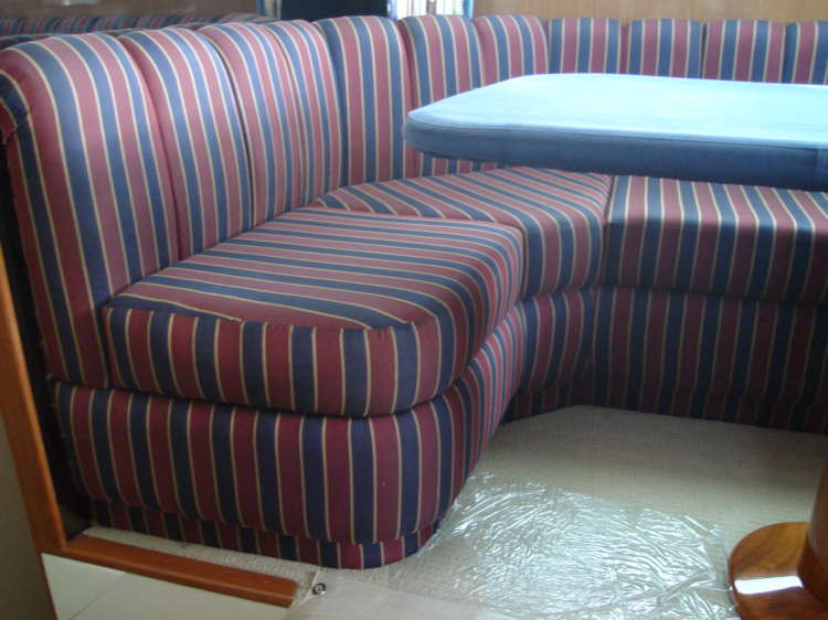 Custom Interior Upholstery