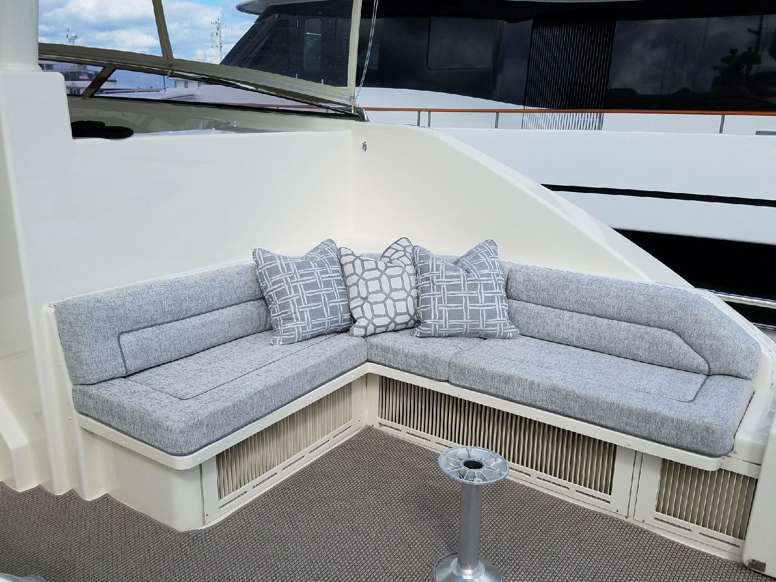 Custom Exterior Upholstery