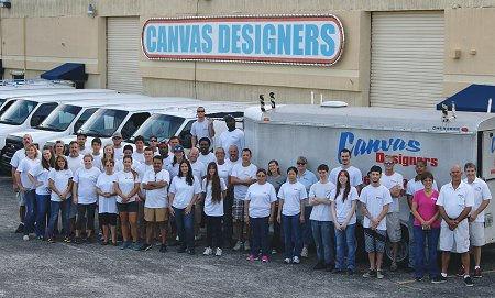 Canvas Designers' Staff