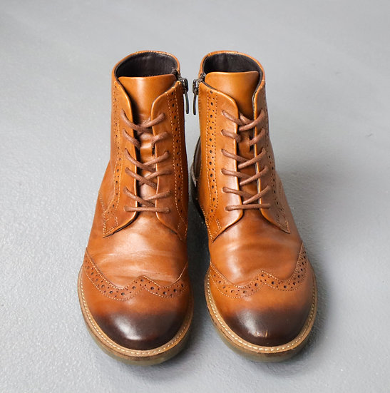 Ecco Sartorelle Ankle Boots UK3