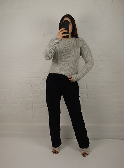 Levis Wool Cable Knit Jumper