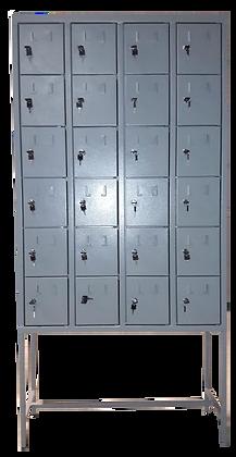 Armário de aço para EPI - Ref. 24 EPI