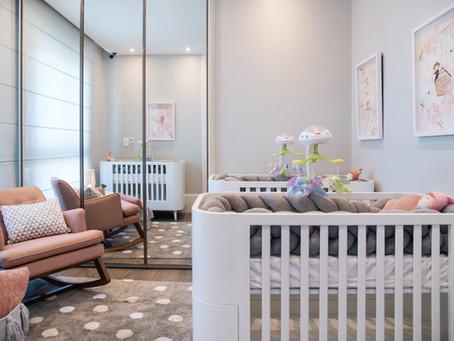 Itens essenciais para o quarto do bebê