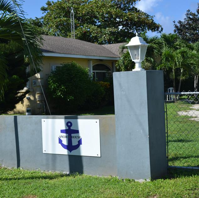Anchor house sign.JPG