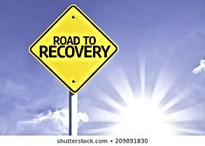 road-recovery-sign-sun-background-260nw-