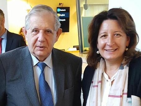 La frontière franco-italienne s'est invitée à Bruxelles
