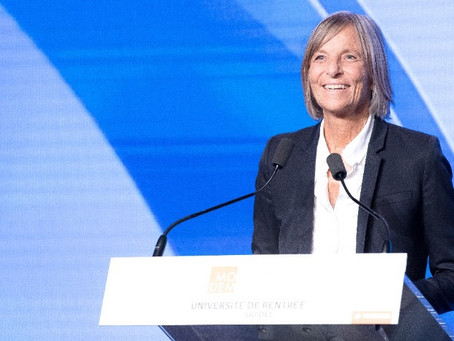 Marielle de Sarnez : «L'Europe doit se mettre à faire de la politique»