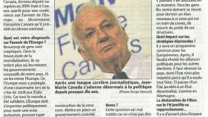 Jean-Marie Cavada à Cannes